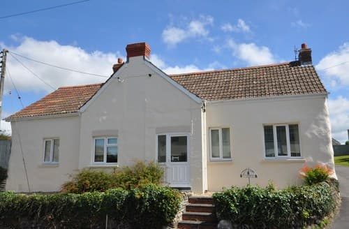 Last Minute Cottages - Quaint Braunton Cottage S8959