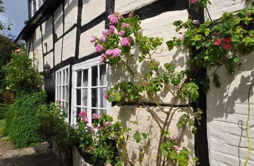 Last Minute Cottages - Attractive Stratford Upon Avon Cottage S34792