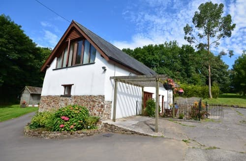 Last Minute Cottages - Exquisite Umberleigh Cottage S7118