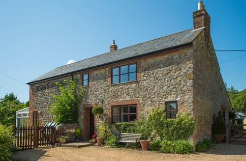 Big Cottages - Wonderful Carisbrooke Cottage S101520