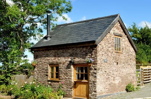 Last Minute Cottages - Beautiful Hereford Barn S81879