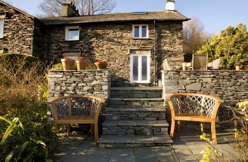 Last Minute Cottages - Gorgeous Coniston Cottage S94566