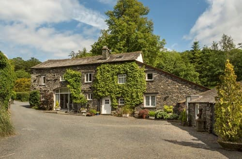 Dog Friendly Cottages - Excellent Coniston Cottage S94646