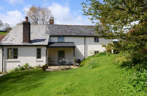 Last Minute Cottages - Luxury Dulverton Cottage S73319