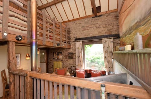 Last Minute Cottages - Adorable Dronfield Barn S56516