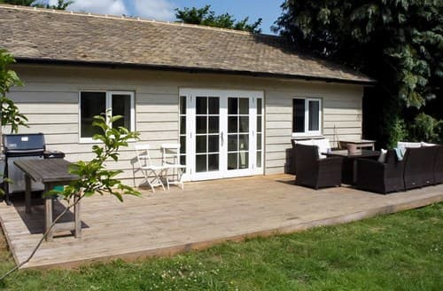 Last Minute Cottages - Inviting Oxford Cottage S77343
