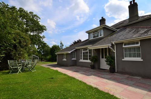 Last Minute Cottages - Excellent Newton Abbot Cottage S85257