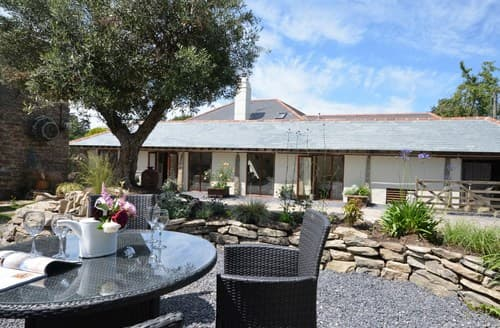 Last Minute Cottages - Lovely Totnes Barn S83649