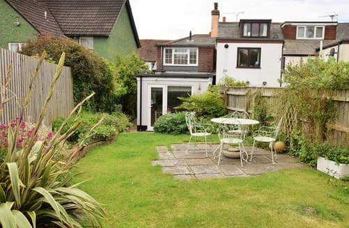 Last Minute Cottages - Excellent Lymington Cottage S78845