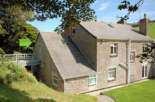 Last Minute Cottages - Beautiful Torpoint Cottage S7967