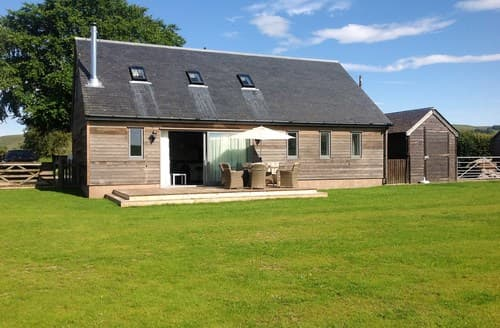 Last Minute Cottages - Gorgeous Kirriemuir House S80923