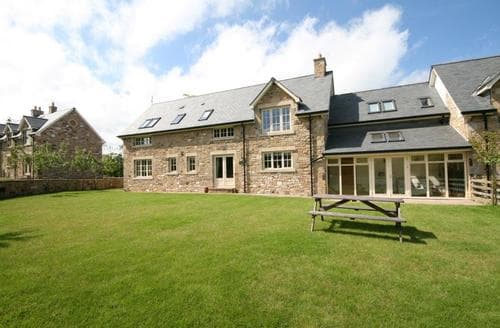 Big Cottages - Superb Chathill Cottage S98031