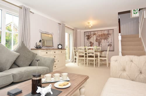 Big Cottages - Superb Alnwick House S40360