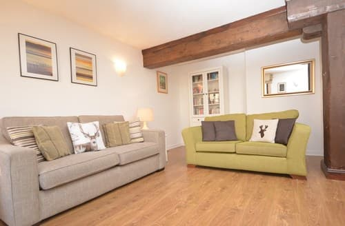 Last Minute Cottages - Wonderful Edinburgh Apartment S7293