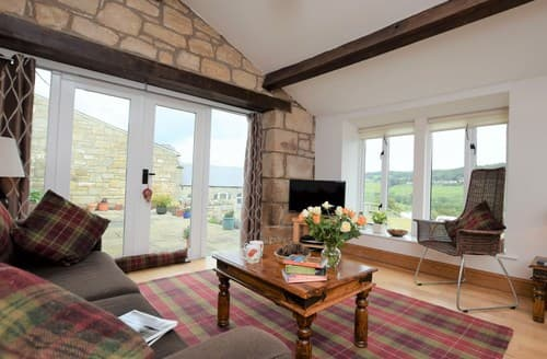 Last Minute Cottages - Lovely Morpeth Barn S104518