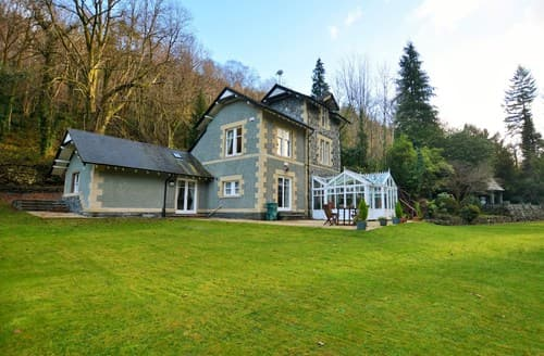 Last Minute Cottages - Attractive Betws Y Coed House S89736