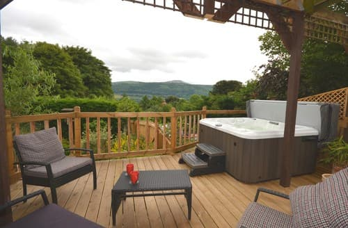 Last Minute Cottages - Captivating Abergavenny Wing S84105