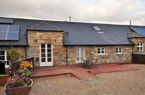 Big Cottages - Adorable Ballindalloch Apartment S7321
