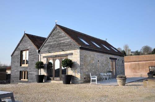 Last Minute Cottages - Wonderful Bridgwater Barn S8545