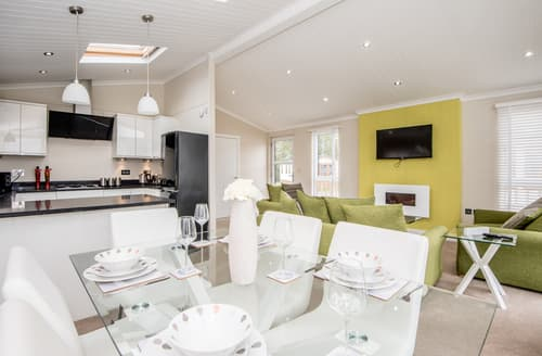 Big Cottages - Exquisite Tydd St. Giles Lodge S72426