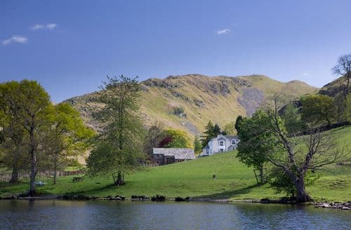 Last Minute Cottages - Waternook & The Great Barn, Ullswater, The Lake District