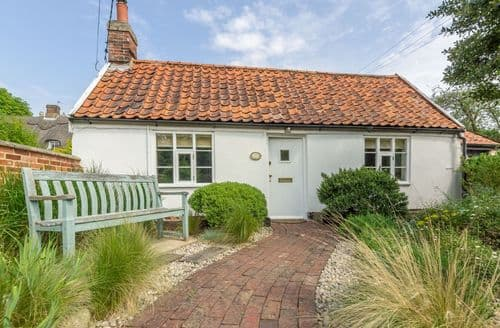Last Minute Cottages - Splendid Friston Cottage S85791