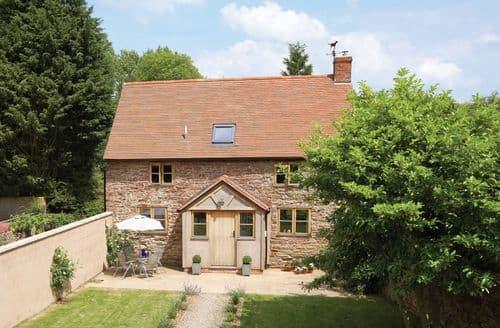 Last Minute Cottages - Tasteful Herefordshire Cottage S41620