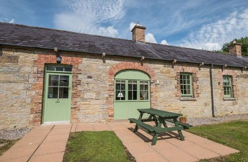 Last Minute Cottages - Cosy Lisbellaw Cottage S101539