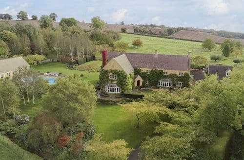 Big Cottages - Attractive Aston Magna Cottage S86254