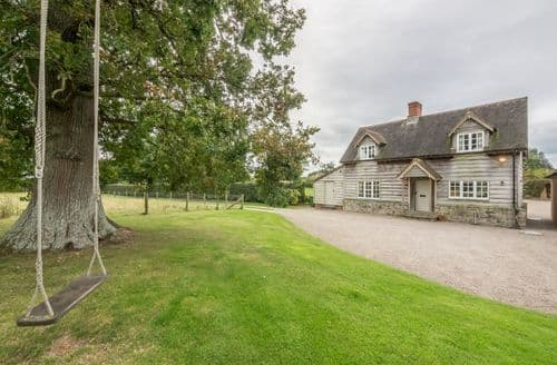 Big Cottages - Exquisite Pembridge Cottage S41527