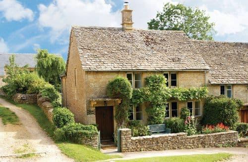 Dog Friendly Cottages - Jasmine Cottage, Windrush, Nr Burford