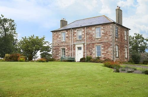 Last Minute Cottages - Quaint Berwick Upon Tweed Cottage S113605