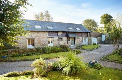 Big Cottages - Charming Whiddon Down Cottage S44796