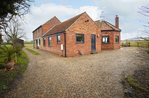 Big Cottages - Excellent Kirkby Moorside Cottage S95082