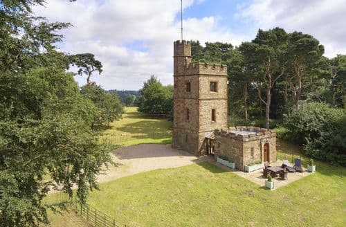 Last Minute Cottages - The Knoll Tower, Weston-under-Lizard  Shifnal