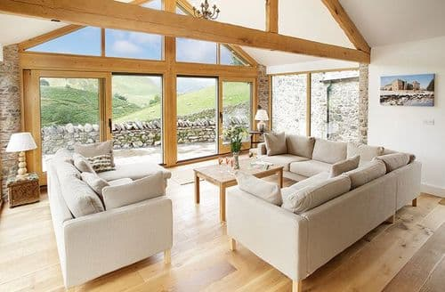 Last Minute Cottages - Hause Hall Farm, Hallin Fell, Martindale