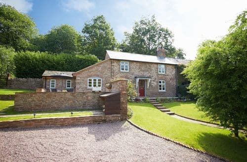 Last Minute Cottages - Wonderful Kings Caple Cottage S41512