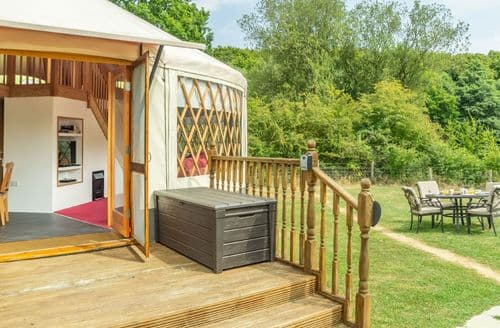 Last Minute Cottages - Ash Yurt, East Hoathly