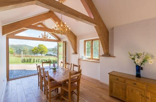 Last Minute Cottages - The Great Barn, Ullswater, The Lake District