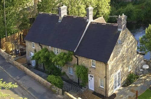 Last Minute Cottages - Splendid Baslow Cottage S114138
