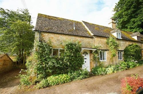 Last Minute Cottages - Lovely Bourton On The Hill Cottage S41663