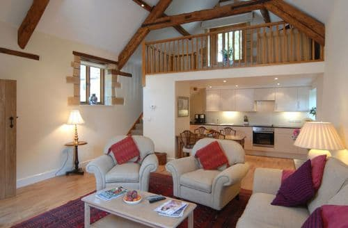 Dog Friendly Cottages - Nellies Barn, Naunton