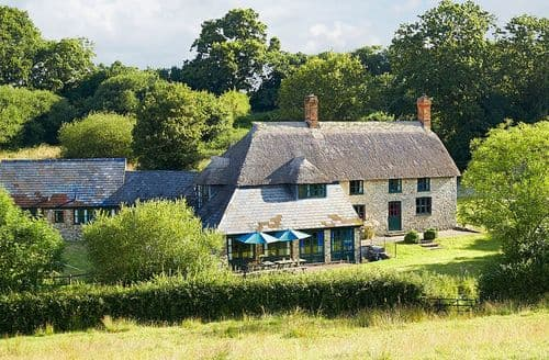 Big Cottages - Splendid East Devon Cottage S41571