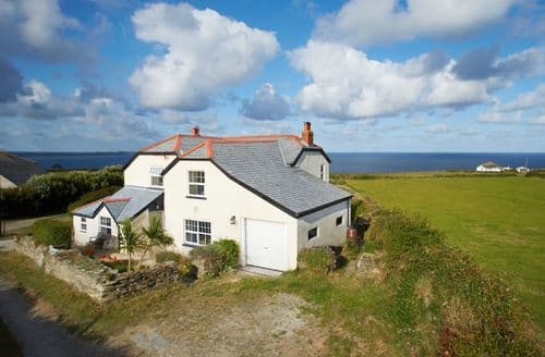 Big Cottages - Wonderful Tintagel Cottage S69788