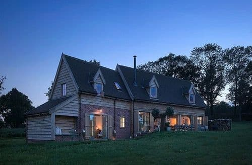 Big Cottages - Superb Sibton Cottage S44221