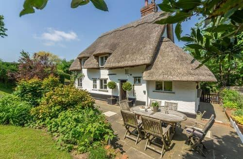 Last Minute Cottages - Thatcher's Cottage, Stoke-by-Nayland