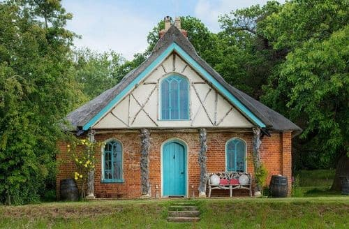 Hex Cottage - Hex Cottage, Sibton Park, Sibton