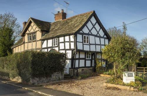 Last Minute Cottages - Cobbler's Cottage, Pembridge, Nr Leominster