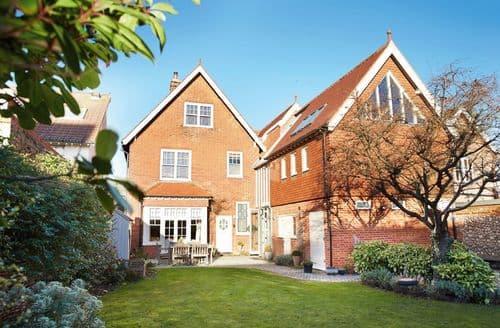Big Cottages - Excellent Sheringham Cottage S41822