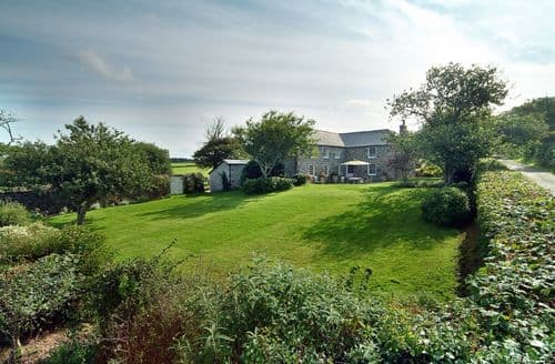 Big Cottages - Excellent Cornwall Cottage S93300